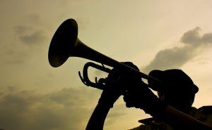 bugle call trumpet