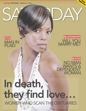 Daily Nation Saturday Magazine