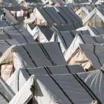 Outcry of IDPs
